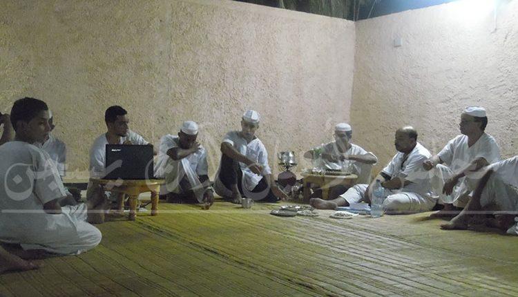 صور من عرض تجربة ناجحة لحداد طارق وبليدي إلياس